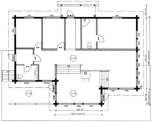 чертежи дома - Практическая схемотехника.