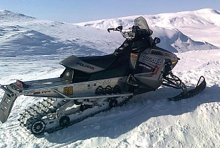 Снегоход Polaris Assault Switchback 800 - код 23837