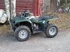 Квадроцикл Yamaha Grizzly - код 23936