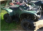 Квадроцикл Yamaha Grizzly 550 eps - код 49761