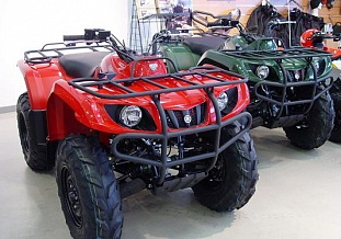Квадроцикл Yamaha YFM 350 Grizzly - код 23927