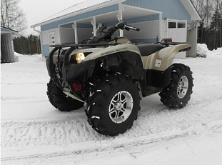 Квадроцикл Yamaha Grizzly 700 Special Edition - код 49762